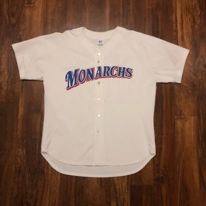 Vintage KC Monarchs Jersey